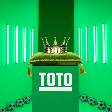 Free Bet van TOTO t.w.v. 5 euro